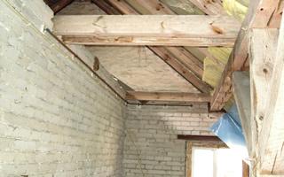 Dachbodenausbau dämmung